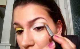 Nicki Minaj - Super Bass Inspired Makeup