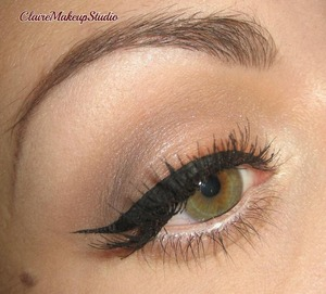 Here is the tutorial for this look : http://www.youtube.com/watch?v=Tx1Ljbiulhs&feature=channel&list=UL