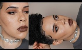90'S GLAM | MAKEUP LOOK