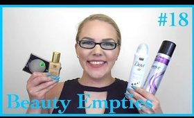 Beauty Empties #18: Hits & Misses