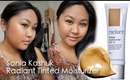 Sonia Kashuk Radiant Tinted Moisturizer Review + Demo