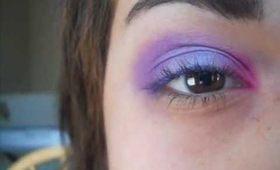 Iridescent PURPLE Makeup Tutorial