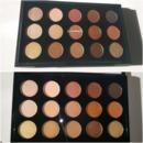 MAC 15 pan pre-made eyeshadow palette
