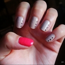 Dots with Peek-a-Boo Color