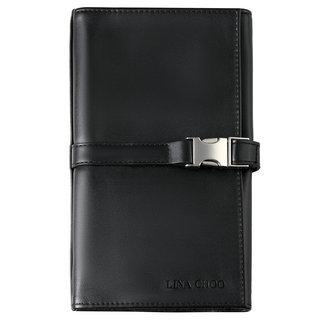 LINA CHOO Luxury Leather Brush Bag