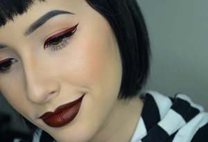 for more info on how I achieved this look... check out my tutorial.  http://youtu.be/6hG_gsud4aA?list=UUXSZZsKxPRyl9yuK56XkhCA