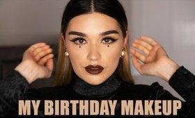 My Birthday Makeup Look GRWM