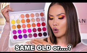 Hmm.. JACLYN HILL X MORPHE EYESHADOW PALETTE VOLUME 2 REVIEW | Maryam Maquillage