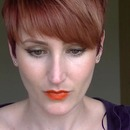 Snapshot - Bright Dramatic Lips!