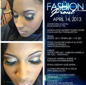 Makeup by me!!!!!