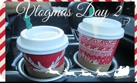 VLOGMAS Day 2 * Cold Day | Rude People | Hot Mess