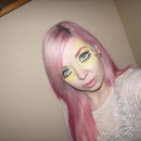 My Little Pony Fluttershy Inspired look