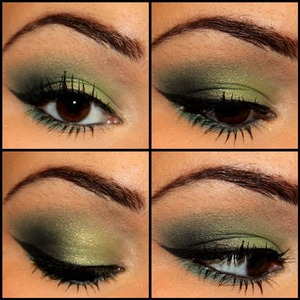using elf palette!