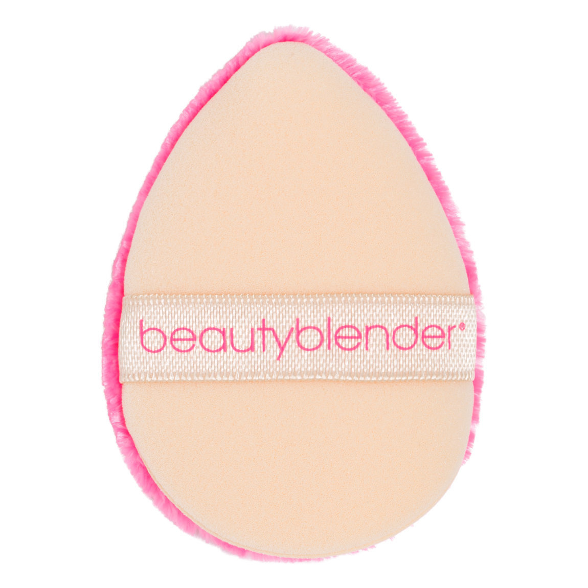 beautyblender Power Pocket Puff product smear.