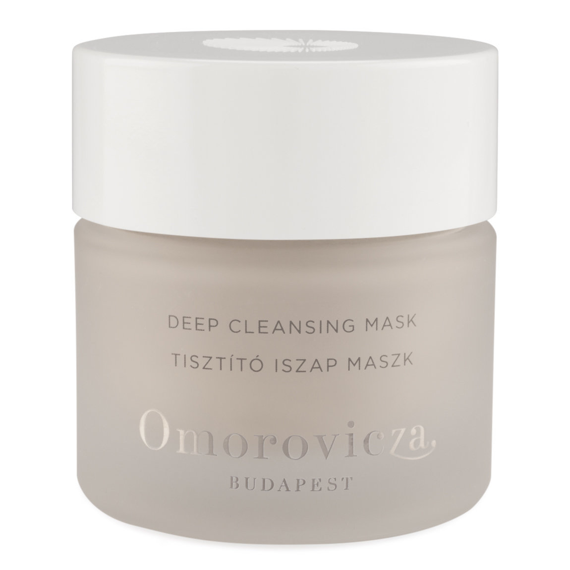 Omorovicza Deep Cleansing Mask 50 ml alternative view 1 - product swatch.