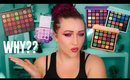 Why Do These Palettes Exist?! NEW MAKEUP FALL 2019: Morphe, ABH, Colourpop | Good, Bad, Boring
