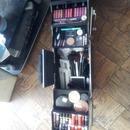 My Freelance makeup train