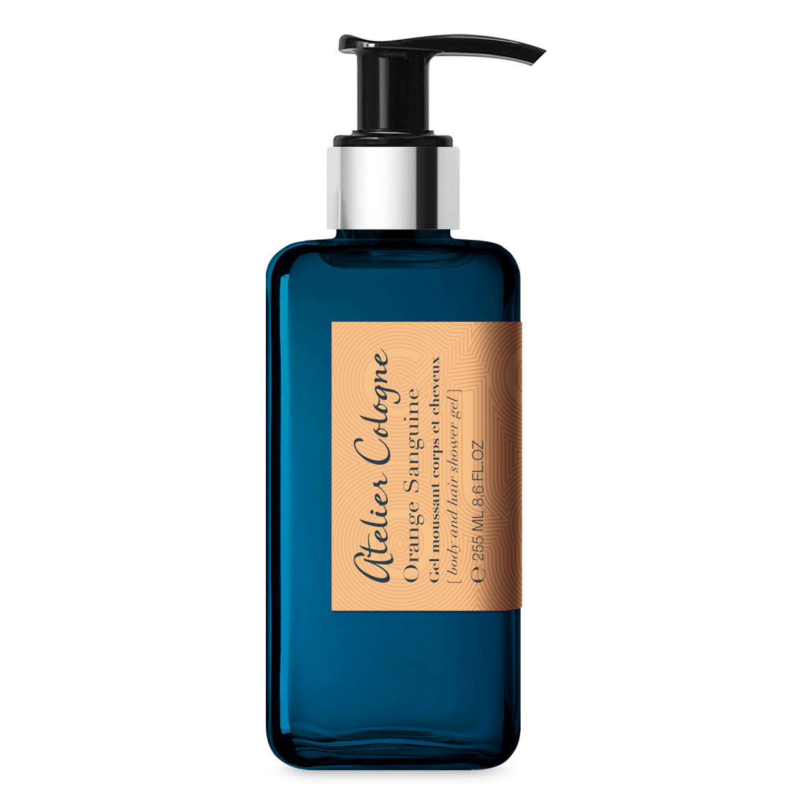 Atelier Cologne Orange Sanguine Body & Hair Shower Gel alternative view 1 - product swatch.