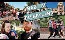 Going to Disneyland with a Baby   Disneyland Vlog