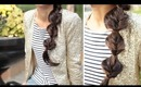 Twist Around Side Braid