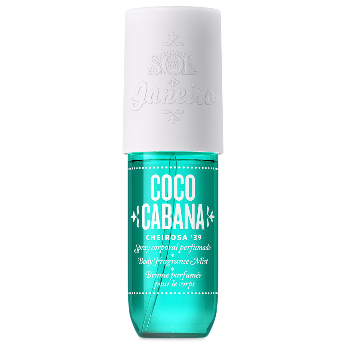 Sol de Janeiro Coco Cabana Body Fragrance Mist alternative view 1 - product swatch.