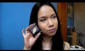 Denim storm (make-up tutorial)