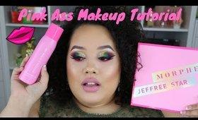 NEW Morphe X Jeffree Star Eyeshadow Palette, Eye Brush Set + Setting Spray