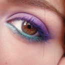 Violet and green :)