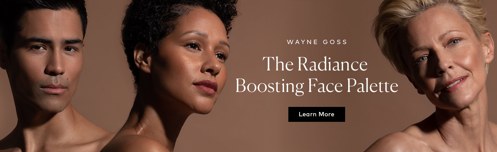 Wayne Goss The Radiance Boosting Face Palette