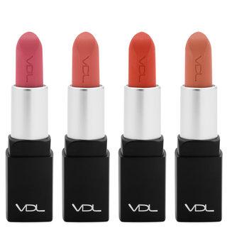 Morgan Alison Stewart x VDL Expert Color Real Fit Velvet Lipstick Collection