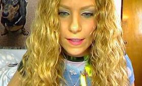 Part 2/2 Curly Wavy Blonde Hair April 2013 Favorites