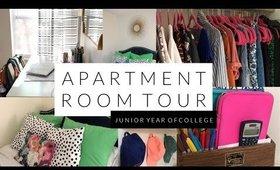 Apartment Room Tour {Junior Year of College}