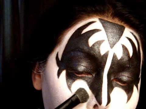 gene simmons makeup - photo #26