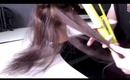 How To Curl Hair With GHD Straighteners