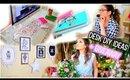 Desk Makeover: DIY Organization + My Essentials!