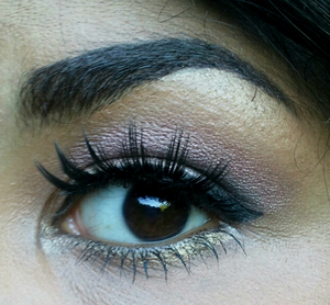 A look I did on my YT channel using the Original Urban Decay Naked Palette!