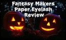 "Fantasy Makers ""Bewitching Eyes"" Eyelash Review"