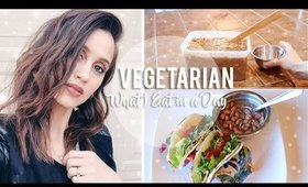 What I Eat in a Day #9 - Vegetarian Ideas
