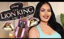 Lion King Makeup!! Sir John x Luminess l Ulta Haul #lionking #makeup