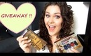GIVEAWAY!!! OPI, Urban Decay and MORE!