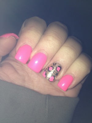 Love getting my nails done with a twist <3