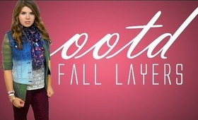 Fall Layers // OOTD