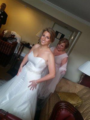 Wedding Bridal Airbrush Makeup