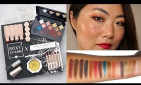 Fenty Beauty x Boxycharm takeover - Demo and swatches I Futilities And More