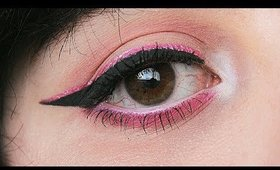 Double Colorful Eyeliner + Candy Yum Yum Dupe / Eyeliner de Color Doble + Clon Candy Yum Yum