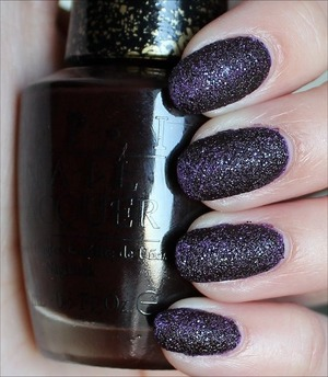 Liquid Sand from the Bond Girls Collection coming out in May. See more swatches & my review here: http://www.swatchandlearn.com/opi-vesper-swatches-review