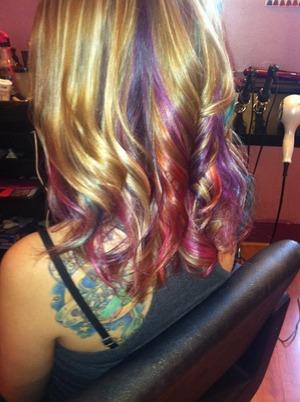 Hair by Kasey O~