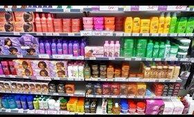 Walmart Natural Hair Rant