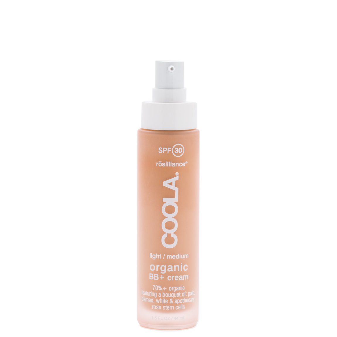 COOLA Rōsilliance Organic BB+ Cream SPF 30 Light/Medium