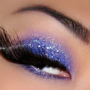 Bluebell Glitter & Extreme Lashes